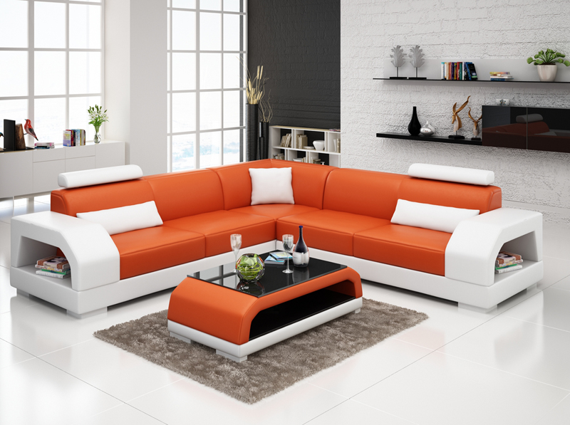 New Design Sofa Corner Sofa L Shape Sofa In Living Room Sofas From