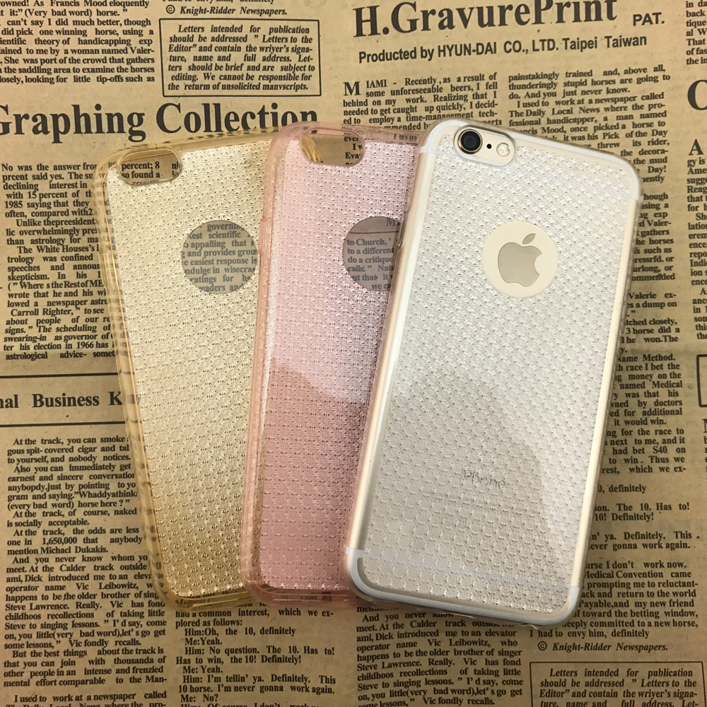 2017 New Mobile Phone Shell Slim Shell Protective Case for iPhone 6 6s 7 Plus