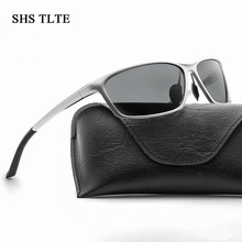 SHS TLTE Men's Wayfarer Style Polarized Sunglasses Driver Glasses