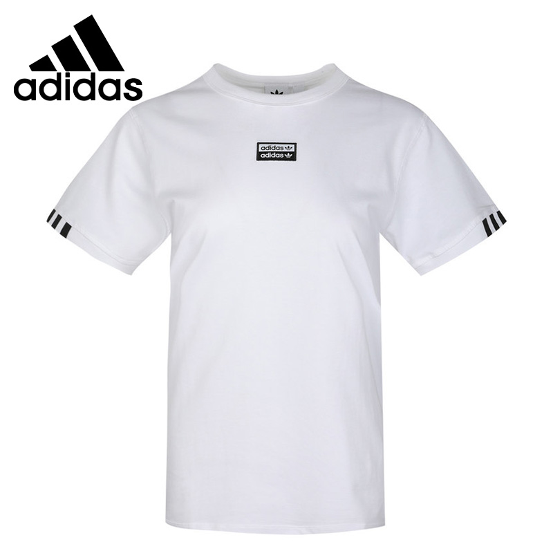 Original New Arrival  Adidas Originals VOCAL T SHIRT Women's T-shirts  short sleeve Sportswear