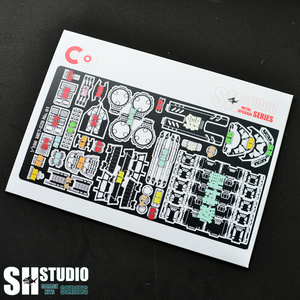 Image 4 - SH Phòng Thu 1/100 MG SAZABI Ver.Ka Kasha Sharjah Gundam Kim Loại Đặc Biệt Khắc Tấm Hình Hành Động Mô Hình Chi Tiết Sửa Đổi Sửa Chữa