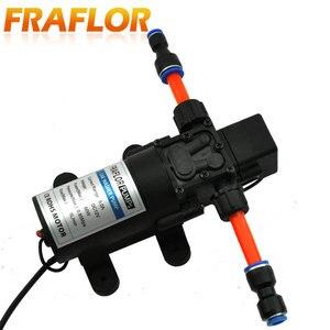Image 4 - Bomba de transferencia para coche y barco, Extractor de fluido de aceite, succión al vacío, 12V, 5L, Envío Gratis, novedad