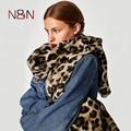 NN invierno punto cachemir bufandas mujeres invierno grueso bufanda caliente alta calidad mujer señora chal Venta caliente NN-CS-051