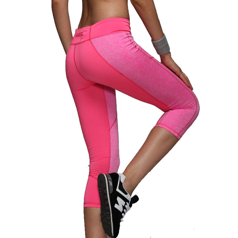 High Quality Women Sexy Yoga Pants Top Brand Sportswear