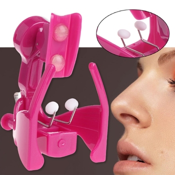 Electric Lifting Nose Up Clip for Beautiful Nose  Nose Up Shaping Machine Electric Nose Vibrators Bridge Straightening effecttive powerful nosal bone remodeling oil beautiful nose lift up cream magic essence cream beauty nose up shaping product