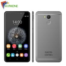 Оригинальный Oukitel U15 Pro 4 г LTE мобильный телефон 5.5 дюймов MT6753 Octa core Android 6.0 3 г Оперативная память 32 г Встроенная память отпечатков пальцев ID смартфон
