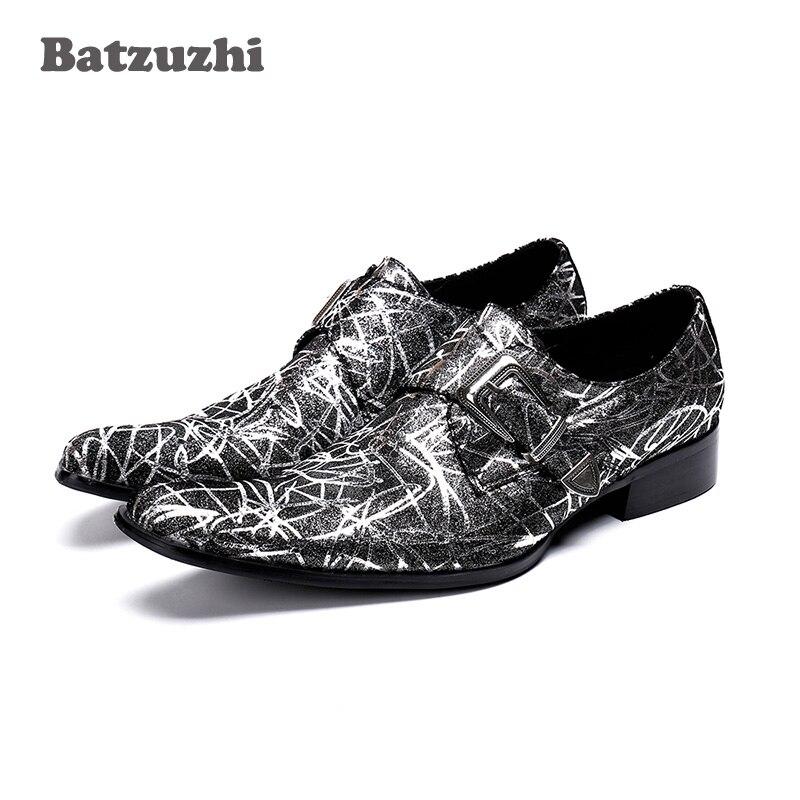 Negócios Do Para 46 Dos 2 model De Homens Grife Tipo Vestido Partido Formal Zapatos Hombre Casamento Italiano Batzuzhi 1 Sapatos Model E 1vTwY