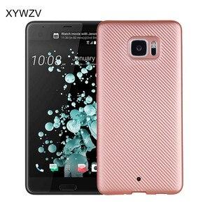 Image 4 - sFor HTC U Ultra Case Soft TPU Armor Shockproof Silicone Phone Case For HTC U Ultra Cover For HTC Ocean Note / U Ultra Fundas