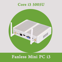 HD 5500 Графика 4 К HTPC 300 М Wi-Fi Bluetooth VGA HDMI Бесплатно доставка 5Gen 5005U Windows 10 Mini PC Micro PC Barebone i3 компьютер