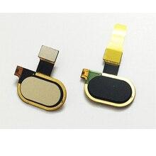 10 unids/lote lOriginal Para Moto G5 XT1672 XT1676l touch ID escáner de Huellas Digitales Sensor Flex Cable Botón de Menú Inicio Regresar Clave cinta