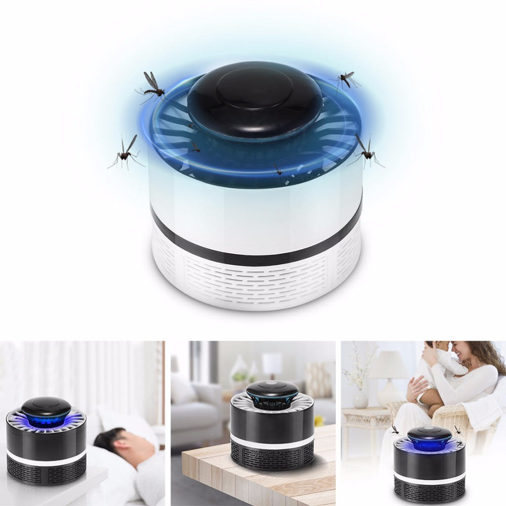 Led Lighting Lights & Lighting Brave Smart Led Uv Electric Mosquito Killer Lamps Usb Charge Flies Catcher Noiseless Anti Mosquito Electric Bug Zapper Insect Killer Low Price