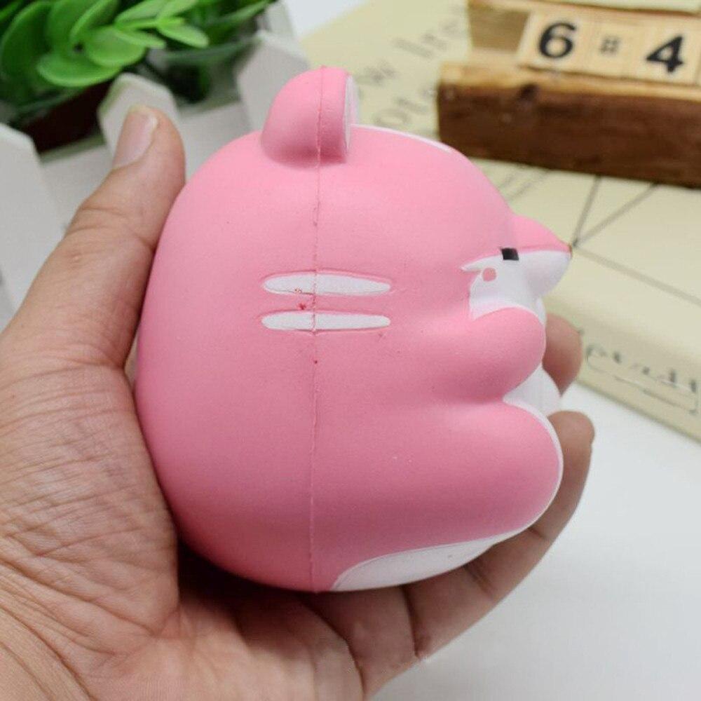 Logisch Fun Hamster Squishy Decor Langzaam Stijgende Kid Speelgoed Squeeze Verlichten Anxiet Geschenk Onderwijs Speelgoed Baby Speelgoed & Games Kinderen Hobby & Speelgoed