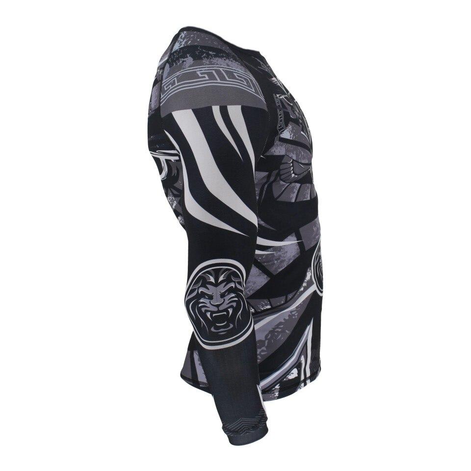 5ed28950c7 WTUVIVE Lutador de MMA Samurai Armadura Respirável Aptidão Camisola tigre  roupas calções de boxe sanda muay thai Boxe jerseys jaco em Boxe Jerseys de  Sports ...
