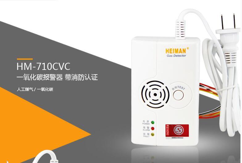 Carbon Monoxide Detector Natural Gas Leak