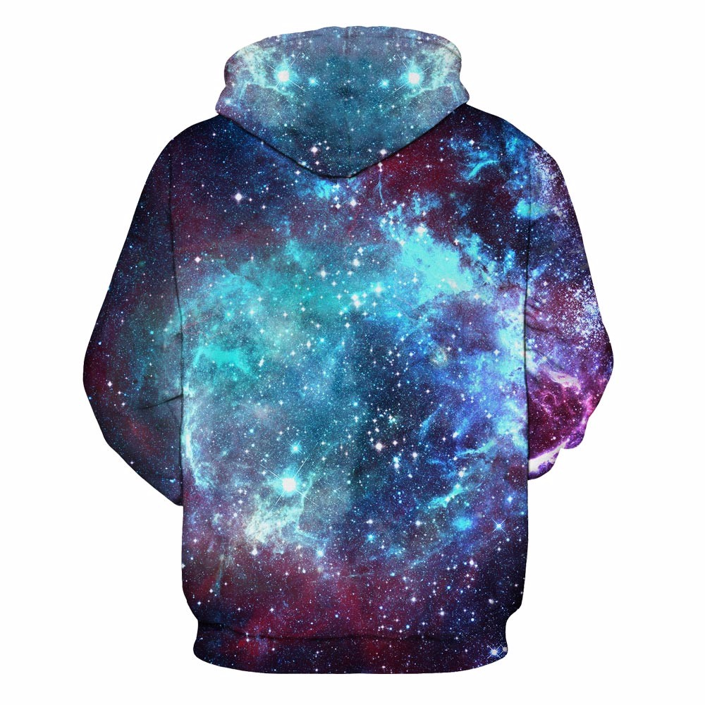 Space Galaxy 3d Sweatshirts Men/Women Hoodies With Hat Print Stars Nebula Space Galaxy Sweatshirts Men/Women HTB1vpslNFXXXXXEXpXXq6xXFXXXs