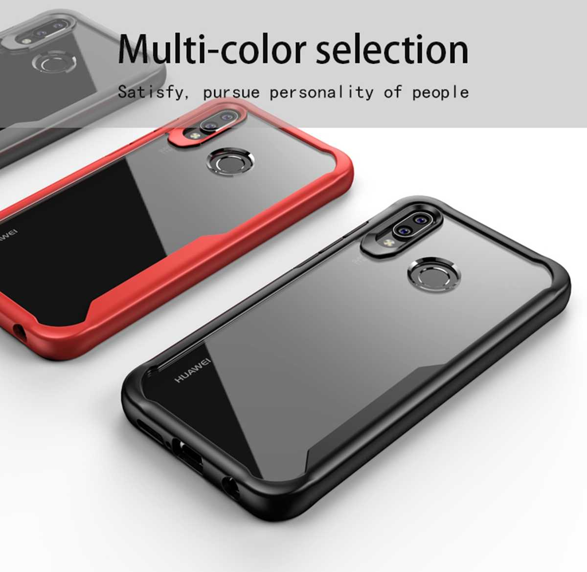 Detail Feedback Questions about For Huawei Nova 3 Case Clear