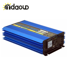 2000W DC TO AC POWER INVERTER USE FOR car boat ships wind turbine system off grid solar refrigerator Air conditioner CABLES