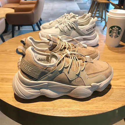 2019 New Women's Sexy Jeans Sneakers