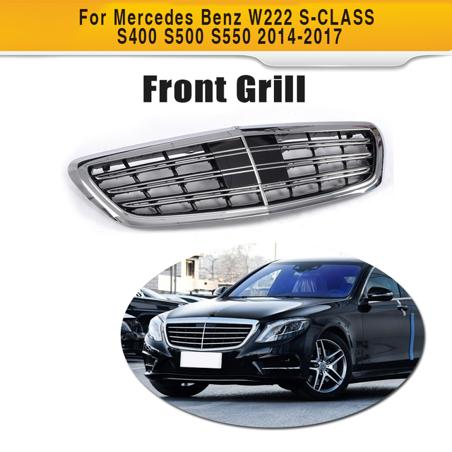 Strange Car Styling Abs Car Front Grill Grille For Mercedes Benz W222 S Wiring Cloud Philuggs Outletorg
