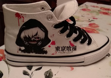 Tokyo Ghoul Cosplay Canvas Sneakers (7 types)