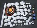 60 видов Пластиковой Шестерни Пакет Мотор-Редуктор Робот Модель Аксессуары DIY