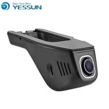 Для Toyota Prado/Видеорегистраторы для автомобилей для вождения видео Регистраторы мини Управление App Wi-Fi Камера черный ящик/регистратор регистраторы Ночное видение