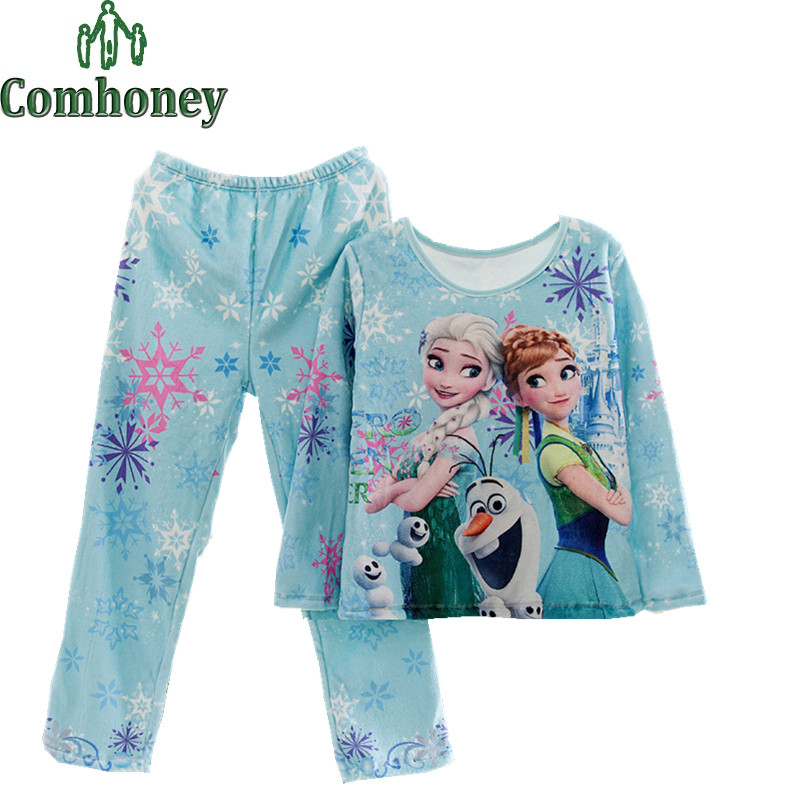 View all kids clothing Find Kids pyjamas in a huge range of styles, complete with a top range of kids cartoon character designs and styles. We have pyjama tops, pyjama bottoms, pyjama sets and pjs featuring your favourite football teams like Arsenal, Barcelona and Liverpool, as well as popular children's characters incl. Elsa from Frozen, Spiderman, Mickey Mouse, Woody from Toy Story, Star.