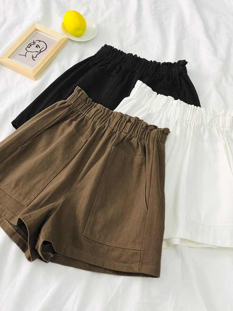 Cheap Wholesale 2019 New Spring Summer Autumn  Hot Selling Women's Fashion Casual Sexy Shorts Outerwear MW374