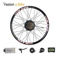 PASION E BIKE 48V 500W Bafang Hub Motor Electric Bicycle Bikes Conversion Kit For 24 26