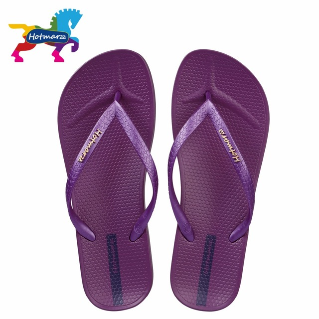 8eea2b5509cb Hotmarzz Women Slim Flip Flops Beach Slippers Designer Summer Sandals  Shower Pool Slides Ladies Fashion Shoes