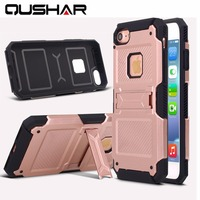 Tough Armor Case For IPhone 6 S 6s 7 Plus Stand Case Shockproof Hybrid Back Cover