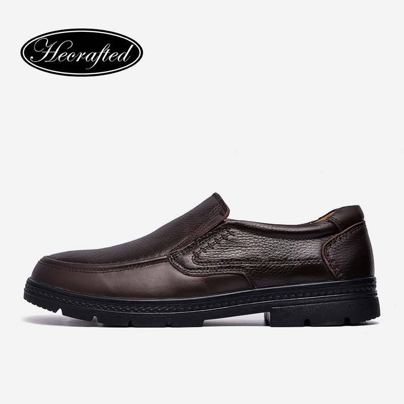 Full grain leather men leather shoes 37-47 Hecrafted top quality brand handmade men flats #A82001 big size 48 men flats shoes full grain leather shoes men shoes luxury brand black zapatos hombre sapatos masculino