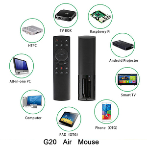 Image 2 - L8star G20 G20BTS G20SPRo 2.4G Air Mouse Remote Control For Smart Android TV Box Computer PC Laptop Wireless Rf H96 X99 Max A5x