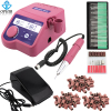 OPHIR 65W 35000RPM Electric Nail Drill Machine 300 Sanding Brands Nail File Manicure Pedicure Polishing Nail