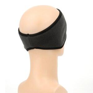 Image 5 - JINSERTA Sport Earphone Wireless Bluetooth Music Running Headband Headphones Sleeping Mask Hands free Built in Speakders and Mic