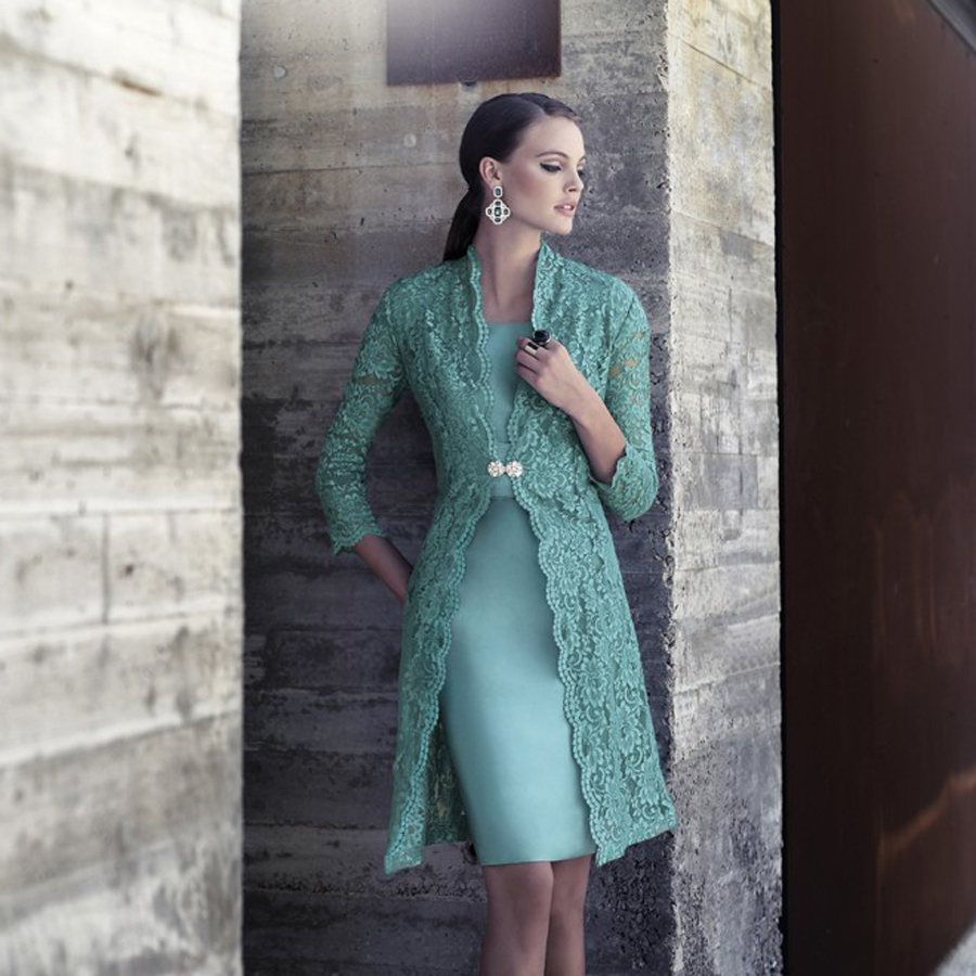 Popular Long Lace Jacket Dress-Buy Cheap Long Lace Jacket Dress ...