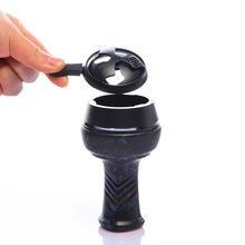 Heat Keeper Hookah Heating Management Device Metal Charcoal Holder For Shisha Chicha Narguile Bowl Accessories manufacturer