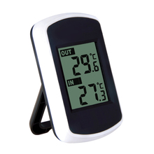 Home Indoor Outdoor LED Ambient Weather Station Wireless Sensor font b Thermometer b font Hygrometer font