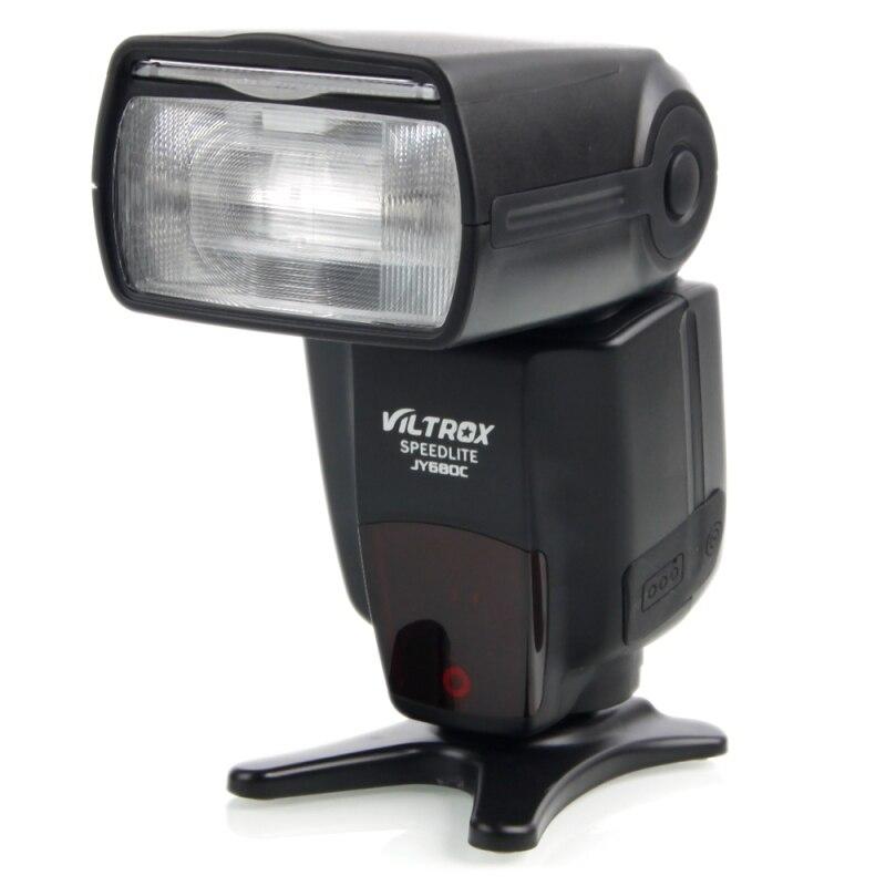VILTROX JY-680C E-TTL Flash Speedlite Lumière pour Canon EOS 5D2 5D3 650D 550D 450D 6D 7D 60D DSLR Caméra