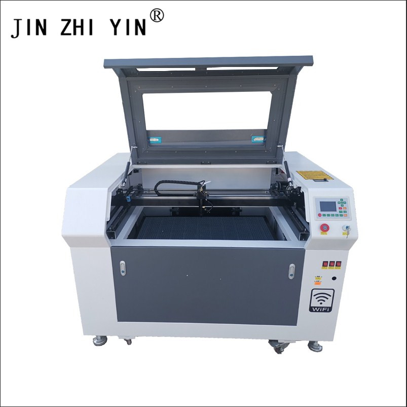 CO2 Laser Engraving Machine Cutter 130W 6090 With Ruida High Configuration Support Wifi Laser Engraver Cutting Acrylic