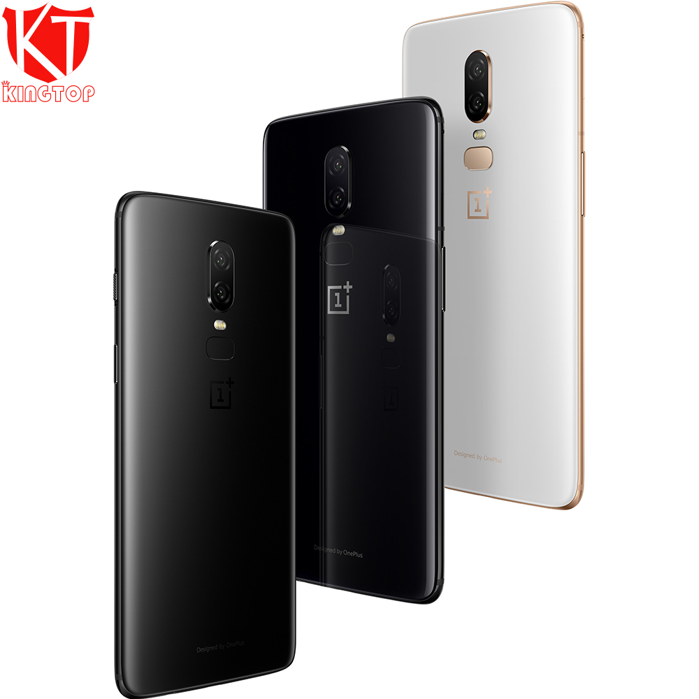 "2018 New Oneplus 6 Waterproof Mobile Phone 6 28"" 6/8GB RAM"