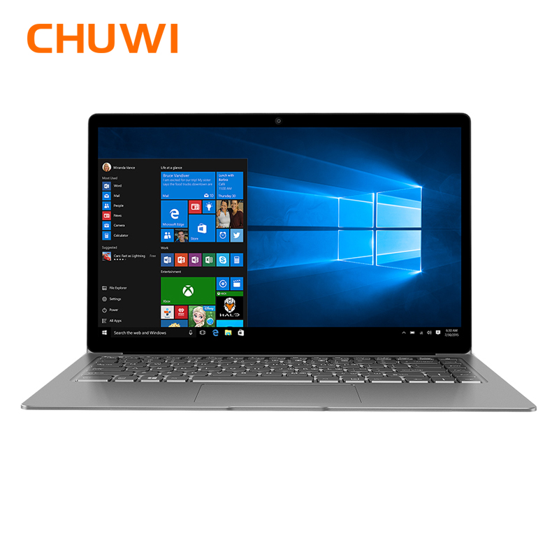 D'origine CHUWI LapBook Air Ordinateur Portable Windows10 Intel Apollo Lac N3450 Quad Core 8 gb RAM 128 gb ROM 14.1 pouce m.2 SSD extension