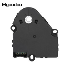 Mgoodoo 604-111 HVAC Heater Blend Door Actuator For Chevrolet GMC Yukon Buick Cadillac 16164972 89018375 Air Conditioner