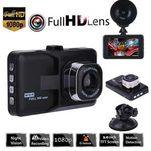 Dash-Cam DVR Automatic G-Sensor Motion-Detection Night-Vision Full-Hd 3 1080P