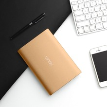 Vinsic Power Bank 20000mAh Portable Charger External Battery Charger Dual USB LED Display for iPhone X 8 8 Plus Xiaomi Huawei