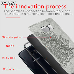 Image 5 - Para Samsung Galaxy S7 borde caso de suave silicona de textura de tela funda para Samsung Galaxy S7 borde cubierta para Samsung S7 borde