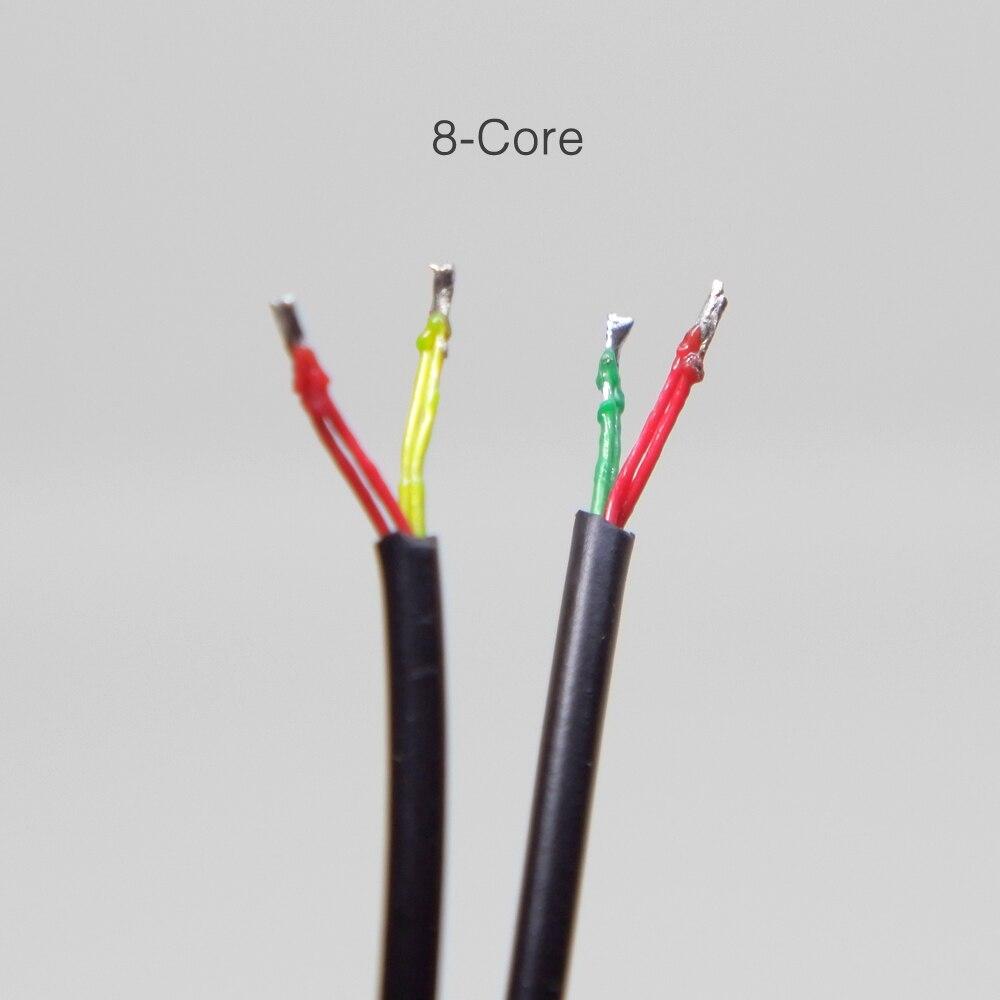 Erfreut 8 Adriges Kabel 18 Stück Ideen - Schaltplan Serie Circuit ...