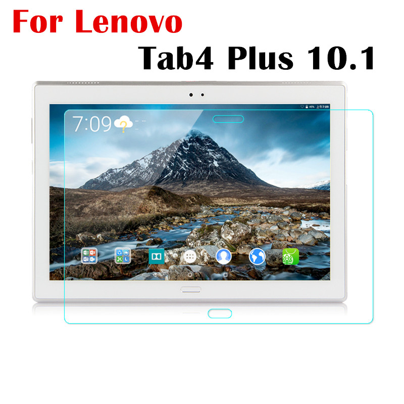Tempered Glass For Lenovo TAB4 10 Plus TAB 4 10 Plus TB-X704F TB-X704N TB-X704 Tempered Glass Screen Protector Protective Film