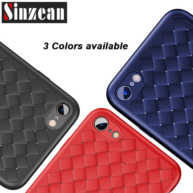Sinzean 100pcs lot New Hot selling For IPHONE XS MAX XR Cover Ultra Thin Weave Case