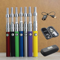 15pcs/lot Adjustable airflow Air tank-EOVD kit EGO 2.0ml Air Tank With 900mAh EVOD battery EGO Zipper Case E Cigarette kit